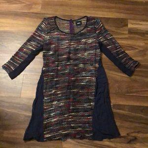 Sz M Maeve sweater dress
